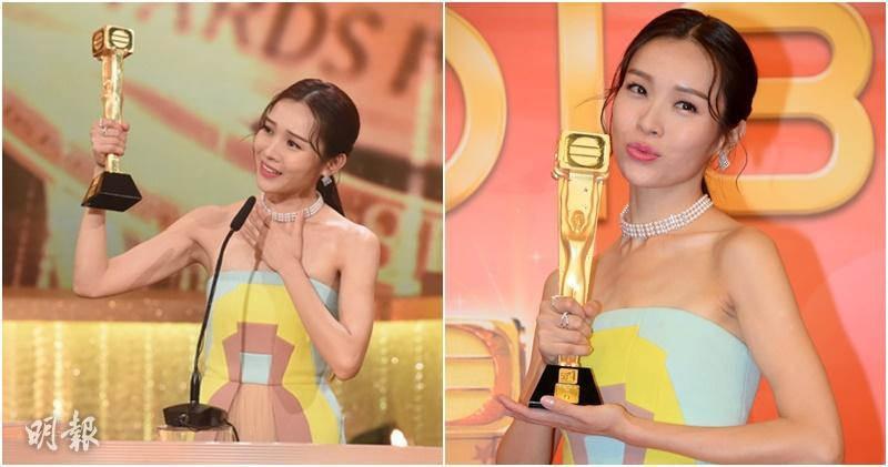 TVB視後回應畀「閒置」傳聞,支持馬國明攞視帝| 香港小姐新聞