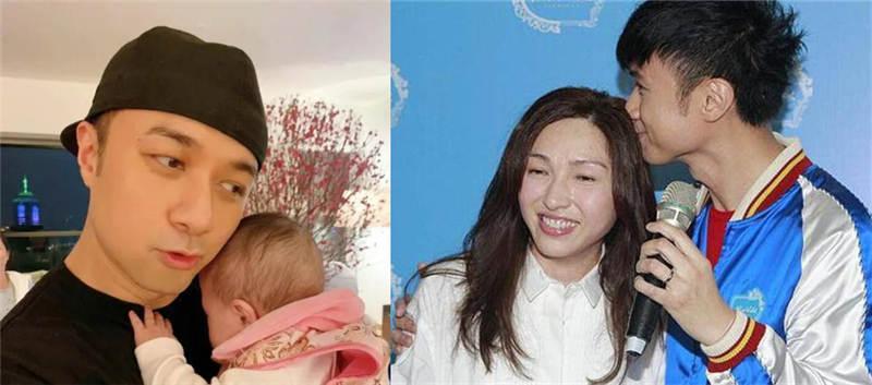 古巨基「恨B恨到發燒」,50歲老婆順利生產| 香港小姐新聞