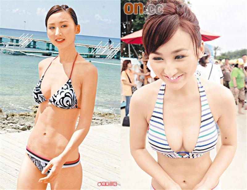 前港姐面試片段首曝光,身材太好被質疑整形| 香港小姐新聞
